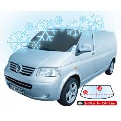 Osłona przeciwszronowa WINTER Delivery Van
