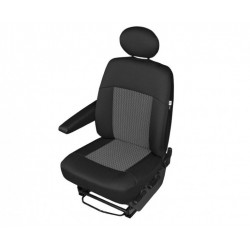 Pokrowiec na przedni, lewy fotel samochodowy PERUN
