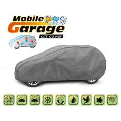 Pokrowiec na samochód MOBILE GARAGE hatchback, dł. 355-380 cm