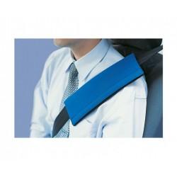 Poduszka KOSZULKA na pas bezpieczeństwa niebieska