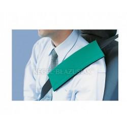 Poduszka KOSZULKA na pas bezpieczeństwa zielona