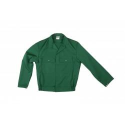 Bluza do pasa zielona