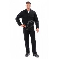 Bluza do pasa czarna