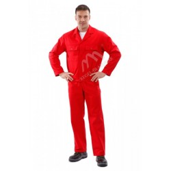 Bluza do pasa czerwona