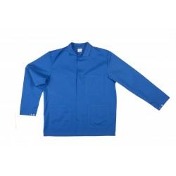 Bluza długa niebieska