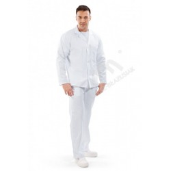 Bluza męska NESTOR biała