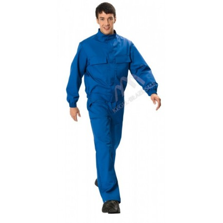 Bluza kwasoodporna (CE) niebieska