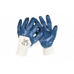Rękawice FLEX niebieskie