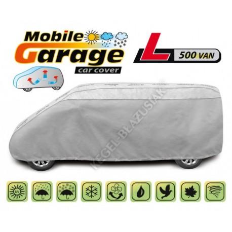Pokrowiec na samochód MOBILE GARAGE L500 van, dł. 490-520 cm