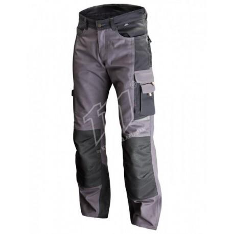 Spodnie do pasa Castlerock - popielate