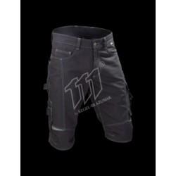 Spodenki krótkie Pirat Black short - czarne