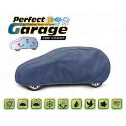 Miekki membranowy pokrowiec ochronny na cały samochód PERFECT GARAGE hatchback, dł. 355-380 cm