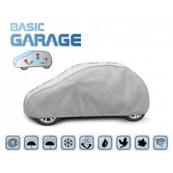 Pokrowiec na samochód BASIC GARAGE hatchback, dł. 335-355 cm