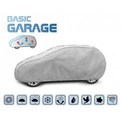 Pokrowiec na samochód BASIC GARAGE hatchback, dł. 355-380 cm