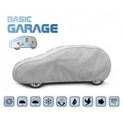 Pokrowiec na samochód BASIC GARAGE hatchback/kombi, dł. 405-430 cm
