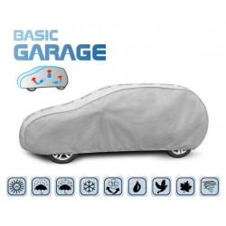 Pokrowiec na samochód BASIC GARAGE hatchback/kombi, dł. 430-455 cm