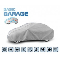 Pokrowiec na samochód BASIC GARAGE sedan, dł. 380-425 cm