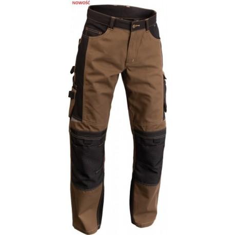Spodnie do pasa Earth Brown