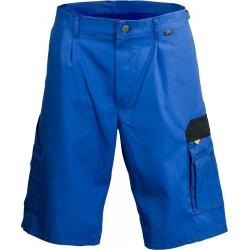 Spodnie krótkie WORK niebieski