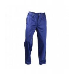 Spodnie trudnopalne ochronne dla spawacza (CE) granatowe