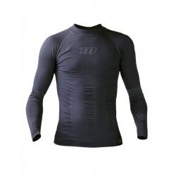 Koszulka męska termoaktywna 111 czarna