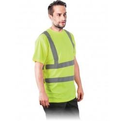 T-shirt odblaskowy krótki rękaw tsroute