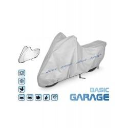 Pokrowiec na motocykl BASIC GARAGE, długość 190-215 cm