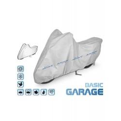 Pokrowiec na motocykl BASIC GARAGE, długość 215-240 cm