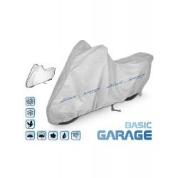 Pokrowiec na motocykl BASIC GARAGE, długość 240-265 cm