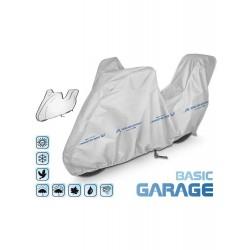 Pokrowiec na motocykl BASIC GARAGE, długość 240-265 cm + kufer
