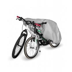Pokrowiec na dwa rowery BASIC GARAGE, długość 160-180 cm