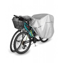 Pokrowiec na dwa rowery BASIC GARAGE, długość 180-200 cm